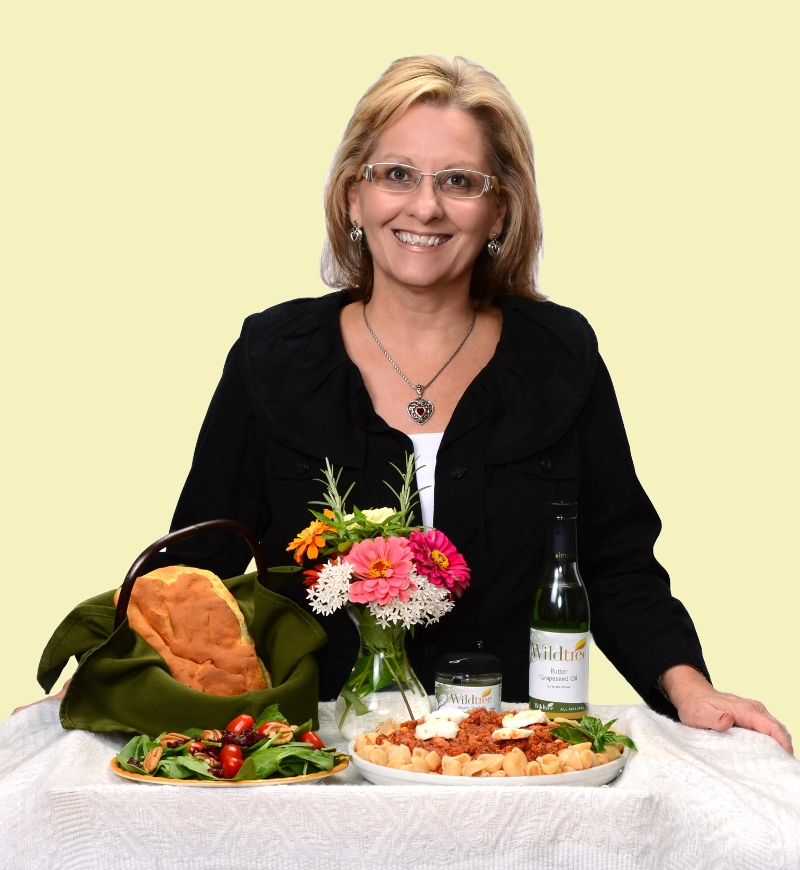 About Kay Kasser - Alive Culinary Coaching