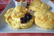 Gluten Free Buttermilk Drop Biscuits